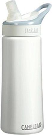 Afbeelding van Witte Camelbak Groove Stainless Drinkfles - 600 ml - White
