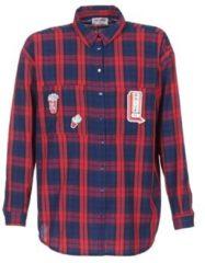 Rode Overhemd Yurban HERDON