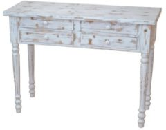 Möbel direkt online Moebel direkt online Konsolentisch Massivholzkonsole FSC(R) zertifiziertes Massivholz