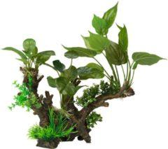Aqua Della Decor Flora-Scape No. 3 - Aquarium - Ornament - 33.5x16x29.5 cm