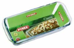 Pyrex Bake & Enjoy Cakevorm - Borosilicaatglas - 28x11x8 cm - Transparant