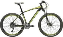 27,5 Zoll Herren Mountainbike 27 Gang Adriatica Wing... schwarz-gelb, 51cm