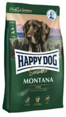 Happy Dog Supreme Sensible 4kg Sensible Montana Happy Dog Supreme Hondenvoer