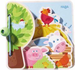 HABA Sales GmbH & Co.KG Babyboek Boerderijvrienden