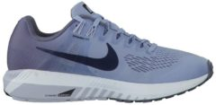 Laufschuhe Air Zoom Structure 21 904701-400 mit sockenähnlicher Passform Nike Armory Blue/Armory Navy-Cirrus Blue