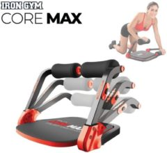 Oranje Iron Gym Inova Exercise Bike Body Crunch Evolution - Fitness apparaat