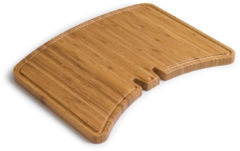 Höfats Cone Barbecue Plank - Bamboe - 40x31x1,2 cm - Bruin