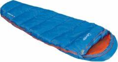 High Peak Slaapzak Comox Junior Polyester 170 X 70 Cm Blauw/oranje
