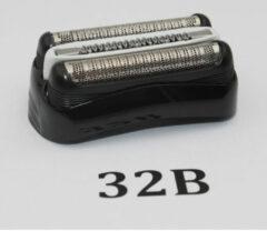 Universeeel Huismerk 32B Cassette / scheerblad voor Braun Scheerapparaten (3serie)
