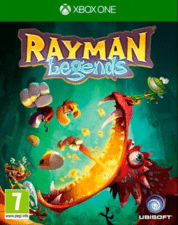 Ubisoft Rayman Legends video-game Basis Xbox One