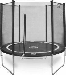 Intergard Trampoline met veiligheidsnet ø183cm zwart