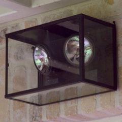 Authentage Muurlamp Vitrine AR111 landelijke stijl Authentage VIT002004