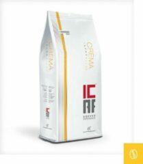ICAF Crema premium Italiaanse koffiebonen 1kg.