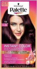 Z Palette Palette - Instant Color Shampoo For Hair Coloring Washable 11 Dark Cherry 25Ml