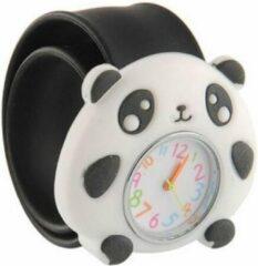 Pippashop Kinderhorloge / klaparmband panda