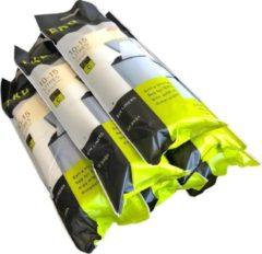 Witte EKO afvalzakken type C 10-15 liter - 6 Rollen x 20 zakken
