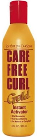 Afbeelding van Care Free Curl Gold Instant Activator