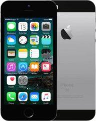 Grijze Apple Refurbished IPhone SE | 64 GB | Space Gray | Licht gebruikt | 2 jaar garantie | Refurbished Certificaat | leapp