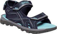 Regatta - Women's Kota Drift Walking Sandals - Sandalen - Vrouwen - Maat 37 - Blauw