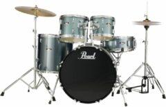 Pearl RS585C/C706 Roadshow drumstel Charcoal Metallic