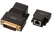 DIGITUS Professional DIGITUS DVI Signalverstärker über Kat.5, bis zu 70 m