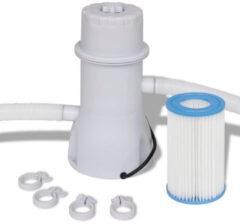 VidaXL Zwembad filterpomp 1000 gal/h