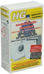 HG Reiniger (Wasch- und Geschirrspülmaschinenreiniger) für Geschirrspüler 248020100