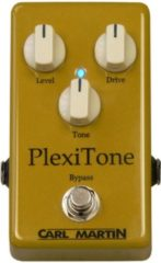 Carl Martin Single PlexiTone Single Channel Overdrive-Distortion Pedal