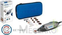 Dremel 3000-15 F0133000JA Multifunctioneel gereedschap Incl. accessoires, Incl. tas 16-delig 130 W