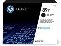 HP CF289Y nr. 89Y toner cartridge zwart extra hoge capaciteit (origineel)
