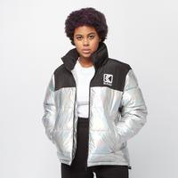 Zilveren OG Block Puffer Jacket