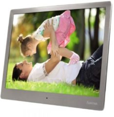 Hama Digitaler Bilderrahmen Musik und Video, 25,4 cm (10 Zoll) »4 GB int. Speicher USB HDMI SD«