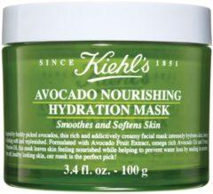 Kiehl's Avocado Nourishing Hydration Mask - Limited Edition gezichtsmasker