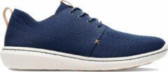 Clarks Heren Step Urban Mix - G170411 - blauw - maat 11