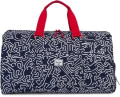 Herschel Reisetasche, »Novel, Peacoat Keith Haring«