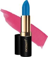 Fuchsia Lavertu Long-lasting Lipstick Excellent | De lippenstift die van kleur verandert 103 blauw