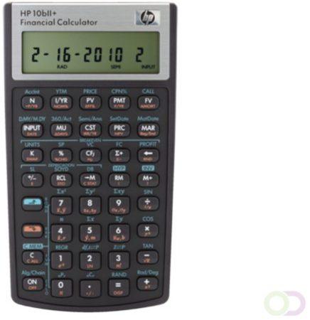 Afbeelding van Sms Financiële rekenmachine 10BII+