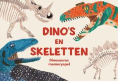 Laurence King Dino's en skeletten