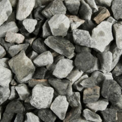 Gardenlux Graniet brok grijs gen 40/70 Mini BigBag 750