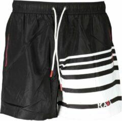 Karl Lagerfeld Beachwear Zwembroek Zwart S Heren