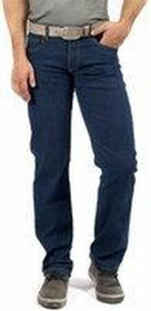Afbeelding van DJX BASIC DJX Heren Jeans Model 121 stretch Regular - Kleur: Darkstone - Maat: 38/32