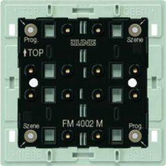 Witte Jung E-Net Zender/AB v draadloos schakelsysteem 2KAN FM4002M