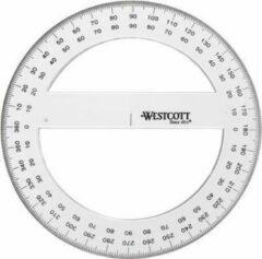 Kompasroos Westcott 15cm op - kaart