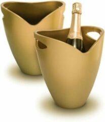Pulltex Wijnkoeler goud