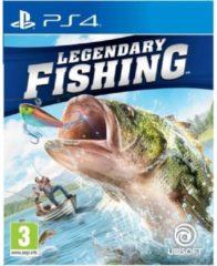 Ubisoft Legendary Fishing PS4