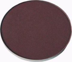 Bordeauxrode SLA Pro Intense eye shadow refill 35mm Dark Bordeaux 2,5gr