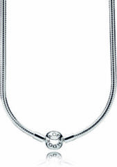 Pandora 590742HV Ketting Moments Snake Chain zilver 45 cm