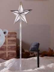 Solarstab mit 3D Stern Star Trading gold