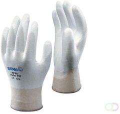 Showa - BO-500 Palm Fit Glove Werkhandschoenen - Zwart/Grijs - Maat 7/M