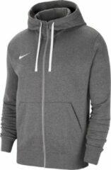 Donkergrijze Nike Vest - Unisex - donker grijs 116/128